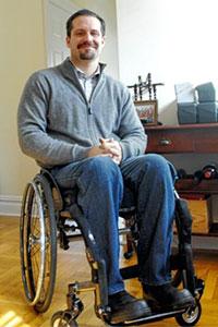 Yannick Benjamin, a wheelchair-bound Bronx man, sets sights on NYC Marathon