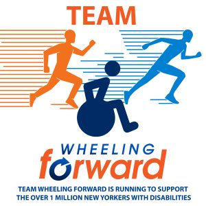 Support Yannick and Wheeling Forward in the 2016 NEW YORK CITY MARATHON
