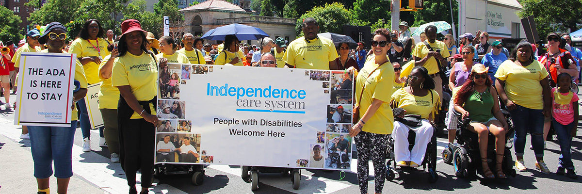 Help Save ICS and Vital Care Services for NYers with Disabilities